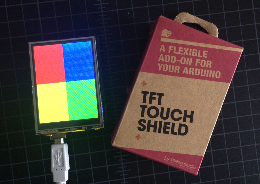 Seed Studio TFT Shield